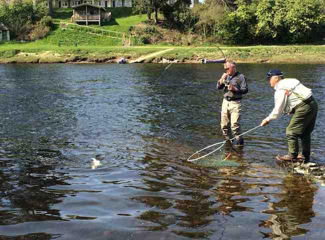 Scottish Salmon Guide Service
