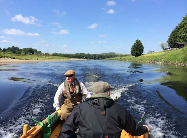 River Tay Salmon Guides