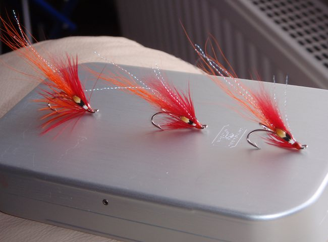 Salmon Fly Size