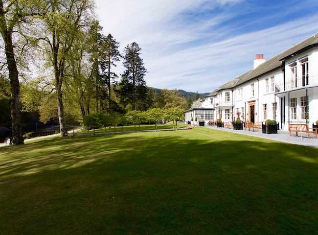 The Dunkeld House Hotel