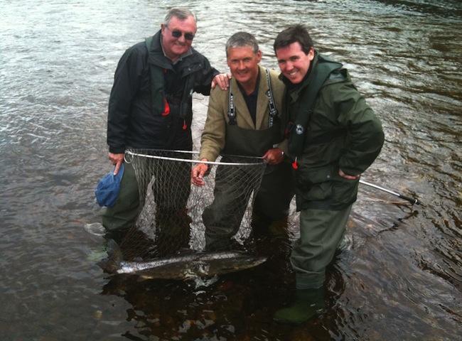Scottish Fishing Holidays