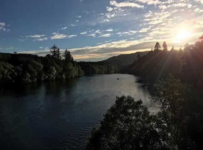 Scotland's Biggest Salmon River