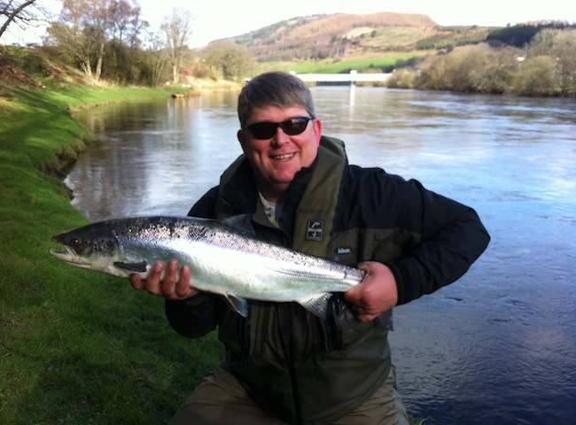 With the 2021 Scottish salmon fishing season now fast approaching thought of encounters with perfect Scottish Spring salmon will be resonating in the minds of thousands of dedicated Scottish salmon fishers. Nothing beats the physical beauty of a fresh run Spring salmon nor the excitement of the cold water battle.