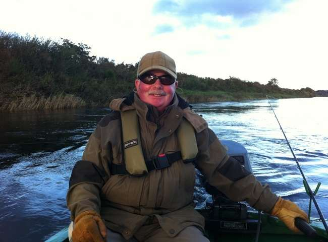 The River Tay Has Some Of Very Best Professional Salmon Fishing Men.