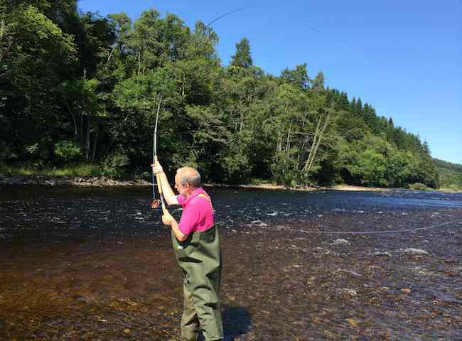 Fly Fishing Scottish Rivers