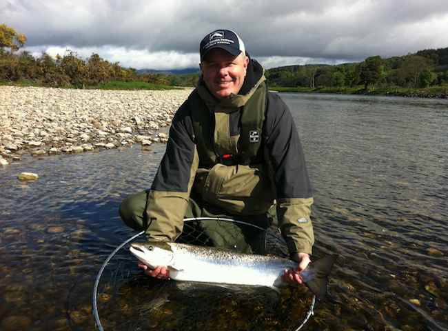 Catch A Scottish Wild Atlantic Salmon