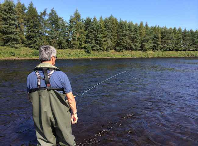 Make Scotland Your Salmon Fishing Destination