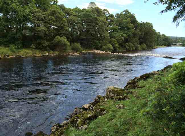 Fishing The Scottish Salmon Rivers