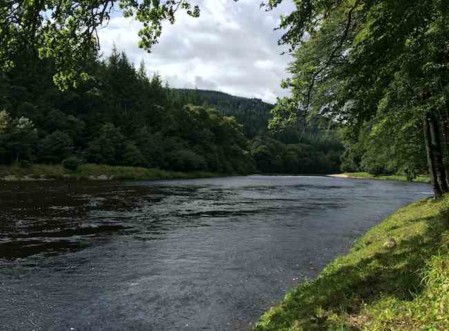 Find A Salmon Fishing River In Scotland
