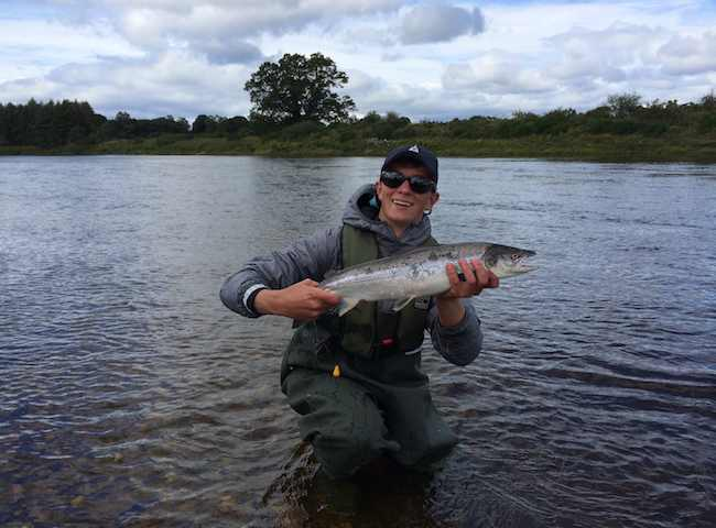 Salmon Fishing Trips Scotland