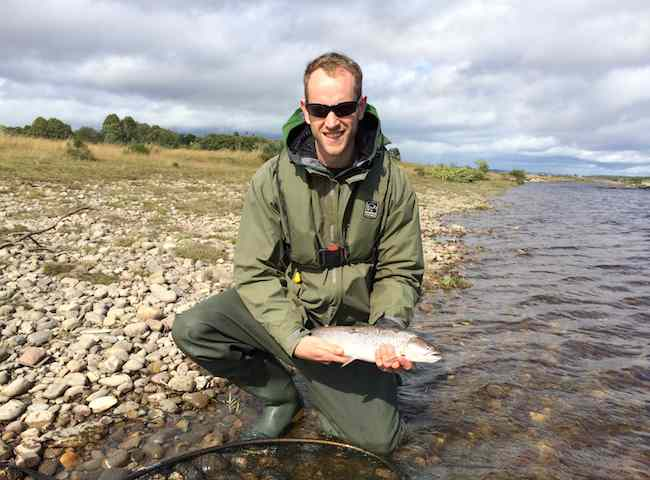 Fly Fishing In Europe