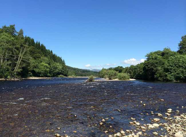 The Beautiful River Landscapes Of Scotland
