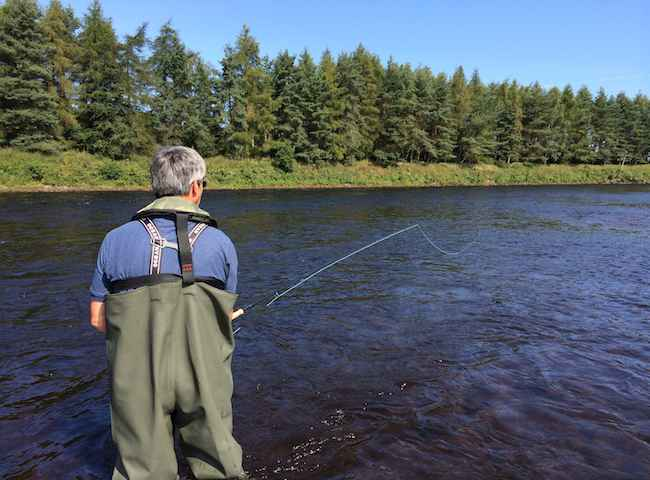 Take A Salmon Fishing Holiday In Scotland
