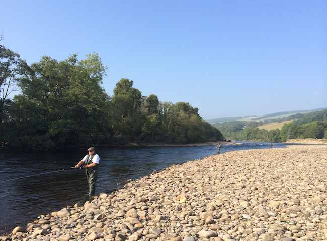 The Scottish Spey Cast