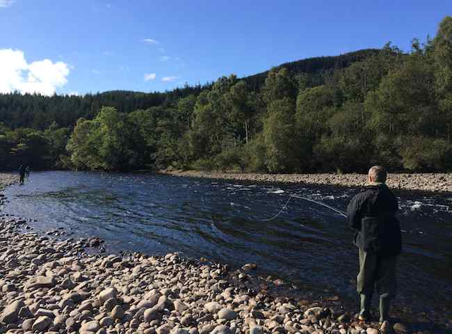Fishing On The Scottish Rivers