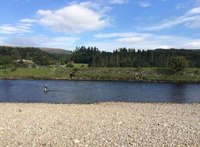 Take A Scottish Salmon Fishing Break