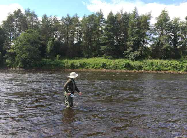 Scottish Salmon Fishing Breaks