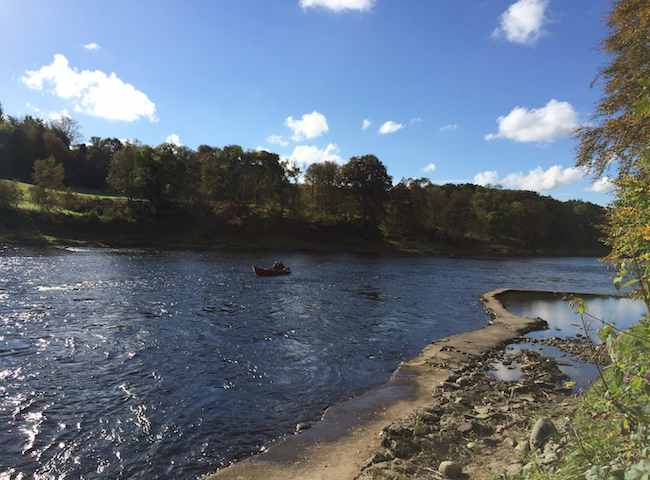 The Biggest Salmon River In Scotland