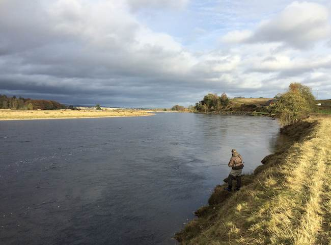 Fishing The Rivers Of Scotland