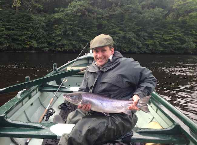 Fishing On Scottish Rivers