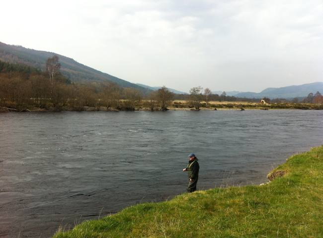 Salmon Fly Fishing Rivers