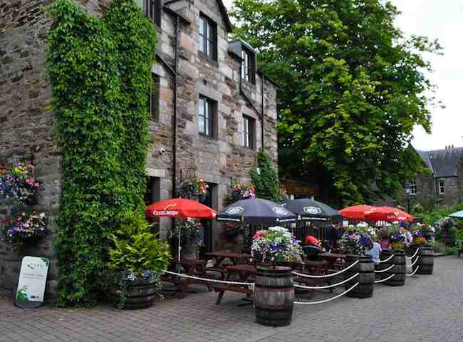 The Old Mill In Pitlochry