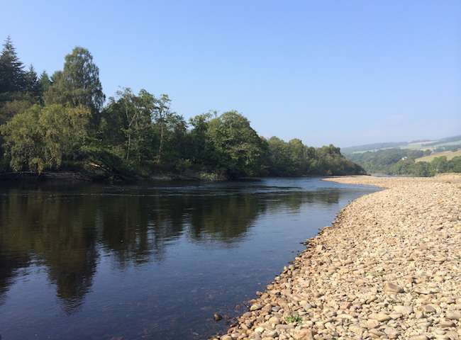 Fishing Accommodation In Pitlochry