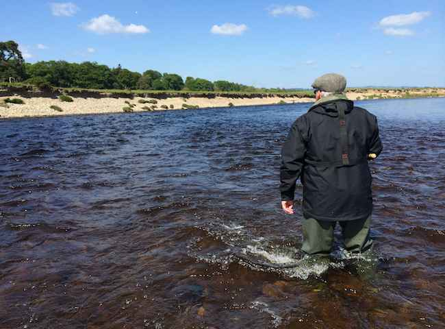 Salmon Fishing The Scottish Rivers