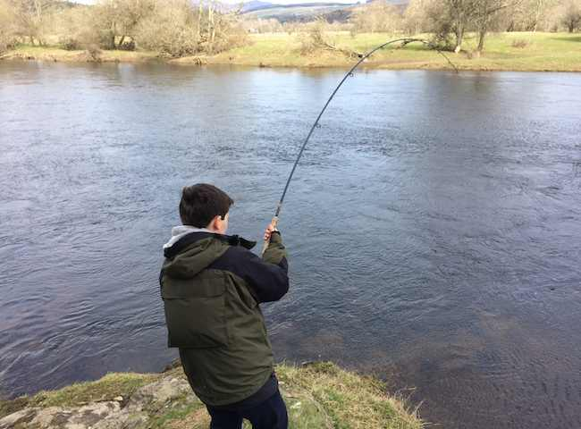 Family Fishing Trips In Scotland