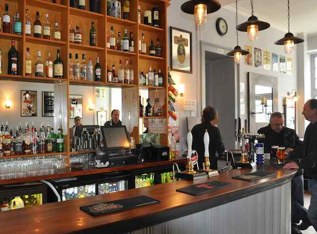 The Atholl Arms Hotel Bar