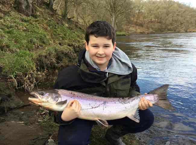 Salmon Fishing Trips