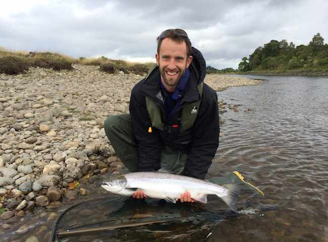 Salmon Fishing Trips River Tay