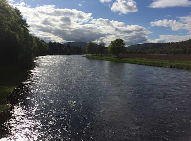 The Magnificent River Tay