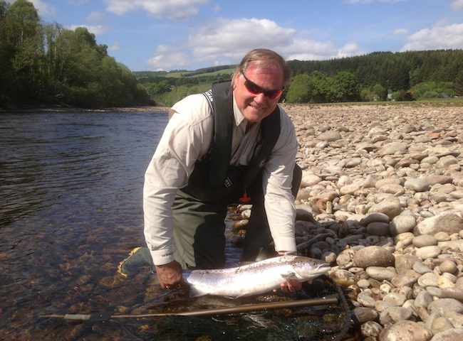 Take A Fishing Trip To Scotland