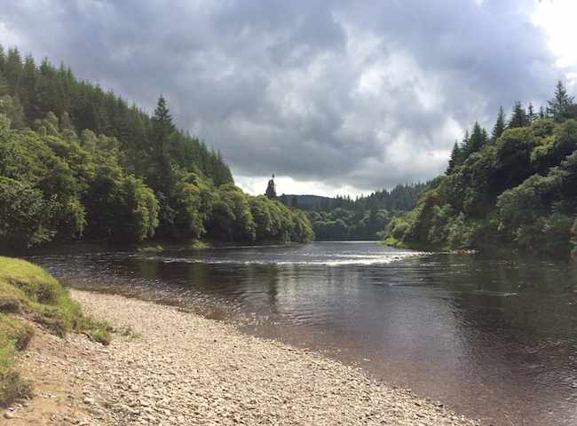 Fishing Heaven In Perthshire