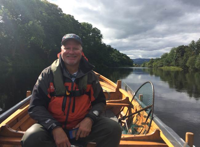 River Tay Boat Fishing