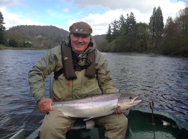 Spring Salmon Fishing Beats