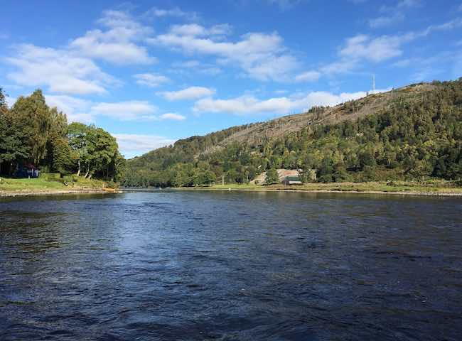 Scottish Tay Salmon Fishing