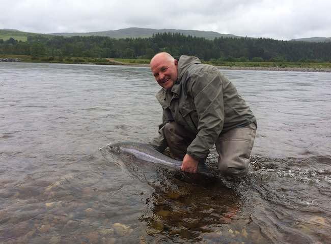 River Tay Salmon Trips