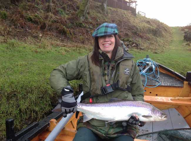 River Tay Early Spring Salmon
