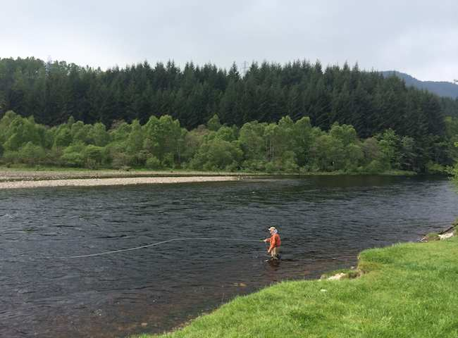 River Tay Fishing Guide Service