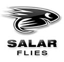 Salar salmon flies