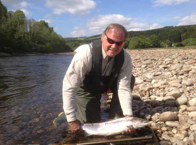 Scottish Salmon Fishing Tours