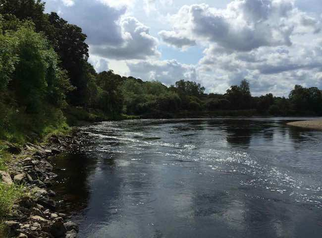 Where To Fish On The Tay