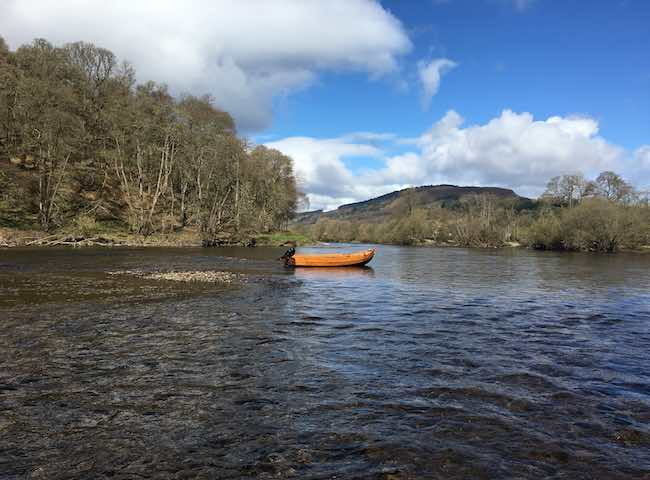 Salmon Fishing Trips In Scotland