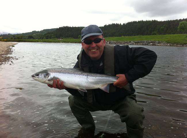 Scottish Salmon Fishing