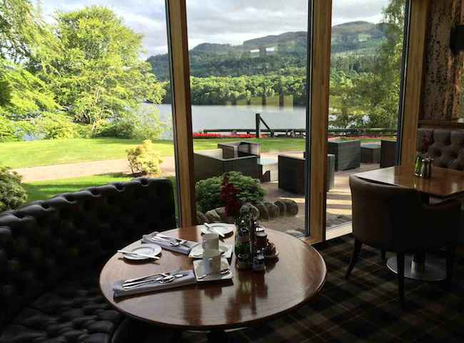 River Tay Fishing Hotels