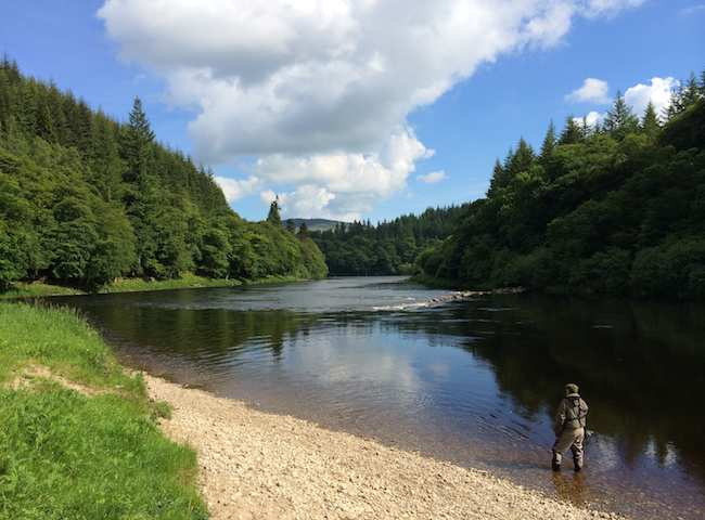 Fly Fishing Trips To Scotland