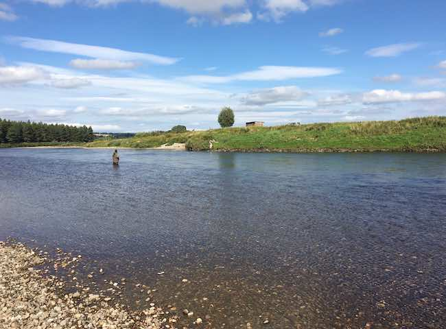 Perthshire Salmon Fishing