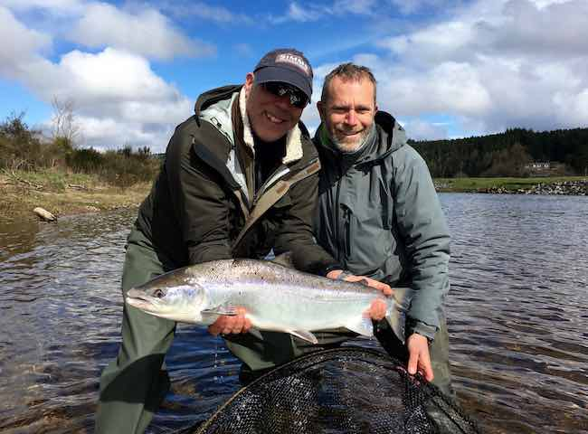 Scottish Fishing Trips